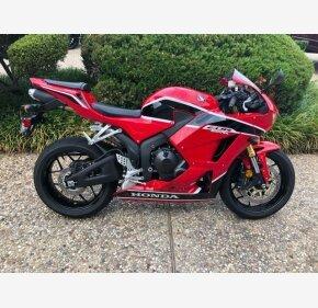 2018 Honda CBR600RR for sale 200786813