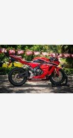 2018 Honda CBR600RR for sale 200789326