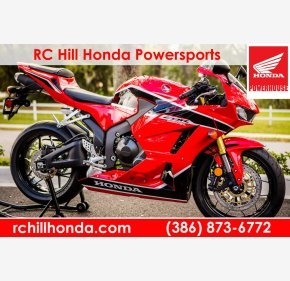 2018 Honda CBR600RR for sale 200800189