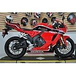2018 Honda CBR600RR for sale 201016062