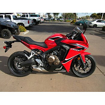 2018 Honda CBR650F for sale 200495743