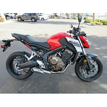2018 Honda CBR650F for sale 200521051