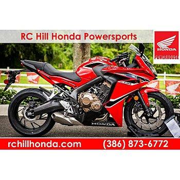 2018 Honda CBR650F for sale 200532492