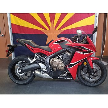2018 Honda CBR650F for sale 200536334