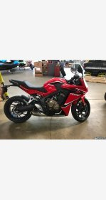 2018 Honda CBR650F for sale 200501826