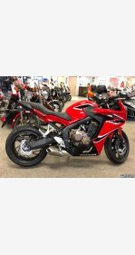 2018 Honda CBR650F for sale 200502240