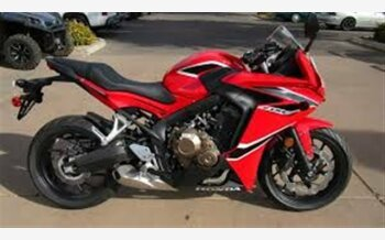 2018 Honda CBR650F ABS for sale 200740707