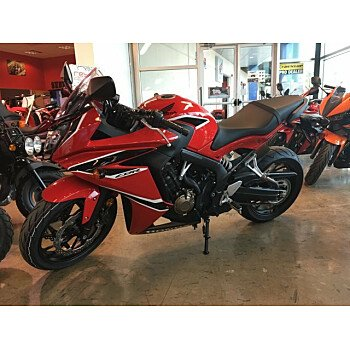 2018 Honda CBR650F for sale 200740713