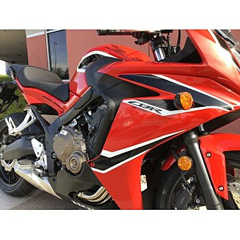 2018 Honda CBR650F for sale 200779451