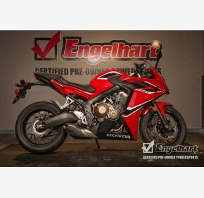 2018 Honda CBR650F for sale 200804723
