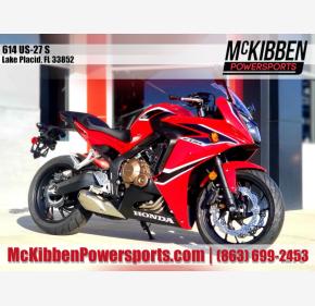2018 Honda CBR650F for sale 200818713