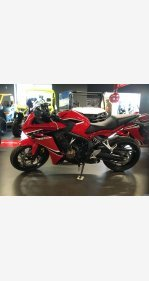 2018 Honda CBR650F for sale 200934858