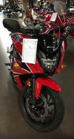 2018 Honda CBR650F for sale 200934858