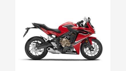 2018 Honda CBR650F for sale 200936839