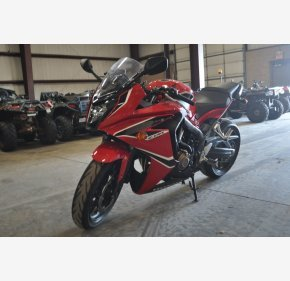 2018 Honda CBR650F for sale 201004091