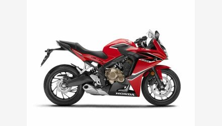 2018 Honda CBR650F for sale 201007285
