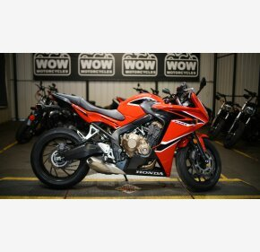2018 Honda CBR650F ABS for sale 201069281