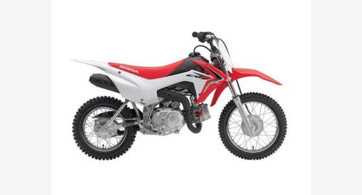 2018 Honda CRF110F for sale 200472727