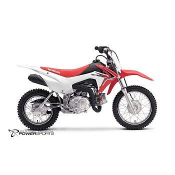 2018 Honda CRF110F for sale 200503027