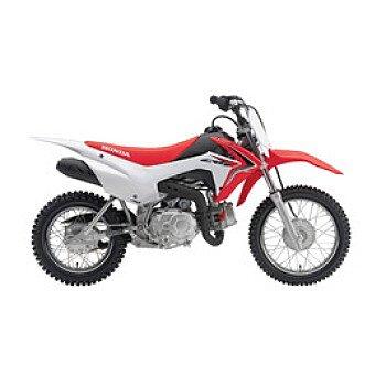 2018 Honda CRF110F for sale 200562521