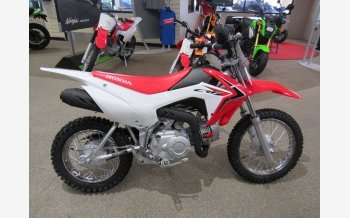 2018 Honda CRF110F for sale 200610796