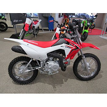 2018 Honda CRF110F for sale 200617581