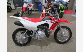2018 Honda CRF110F for sale 200617585