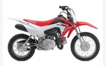 2018 Honda CRF110F for sale 200628780