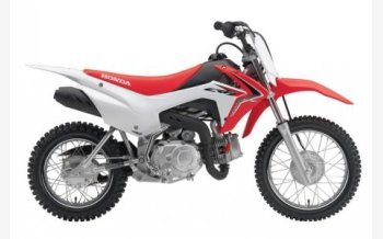 2018 Honda CRF110F for sale 200641185