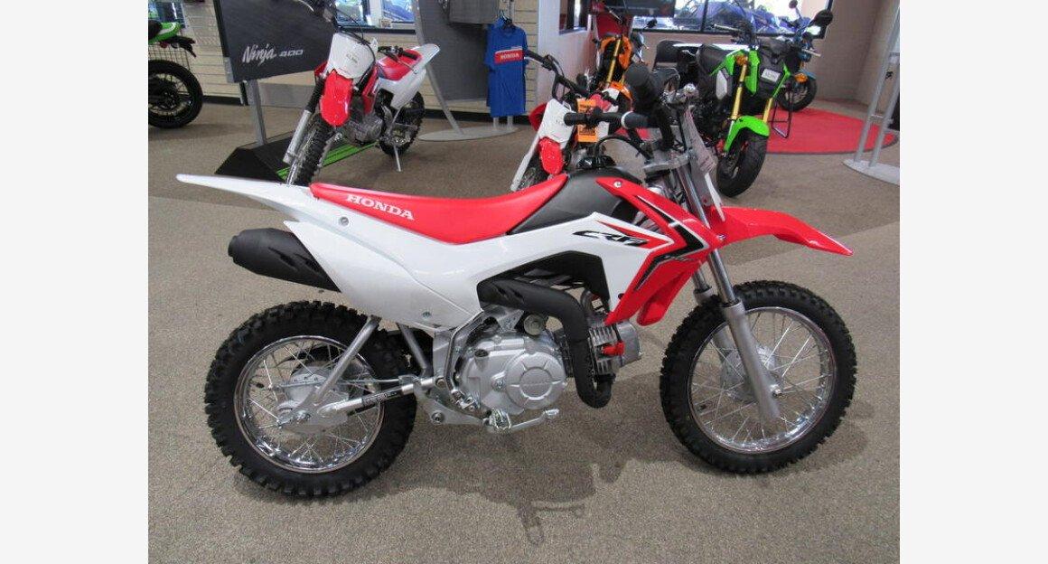 2018 Honda CRF110F for sale 200647143