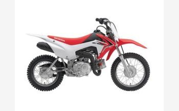 2018 Honda CRF110F for sale 200647810