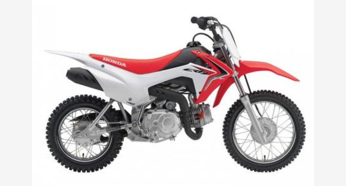 2018 Honda CRF110F for sale 200663820