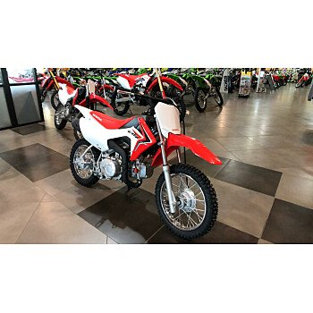 2018 Honda CRF110F for sale 200687628