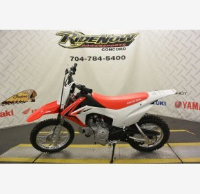 2018 Honda CRF110F for sale 200599699
