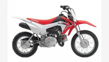 2018 Honda CRF110F for sale 200690681