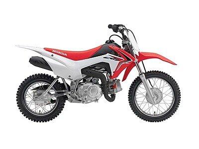 2018 Honda CRF110F for sale 200707451