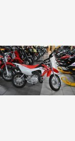 2018 Honda CRF110F for sale 200739853