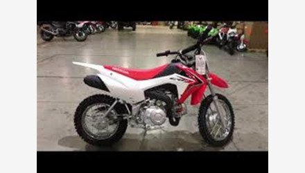 2018 Honda CRF110F for sale 200740695