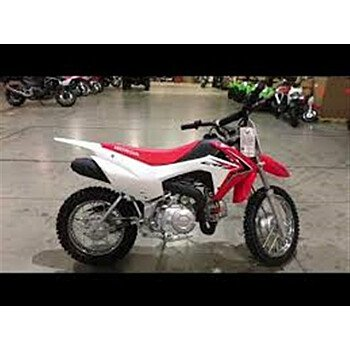 2018 Honda CRF110F for sale 200740700