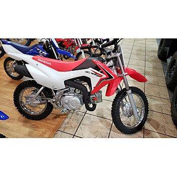 2018 Honda CRF110F for sale 200779014