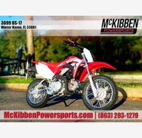 2018 Honda CRF110F for sale 200815995