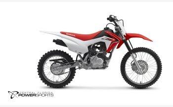 2018 Honda CRF125F for sale 200503036