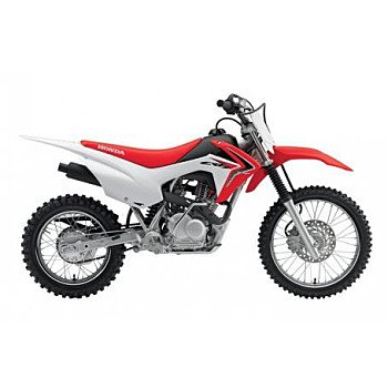 2018 Honda CRF125F for sale 200629900