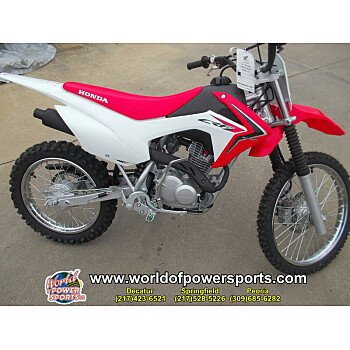 2018 Honda CRF125F for sale 200636815