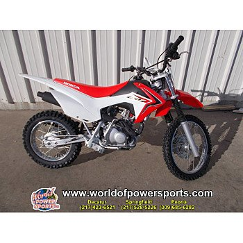 2018 Honda CRF125F for sale 200636827