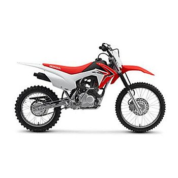 2018 Honda CRF125F for sale 200662408