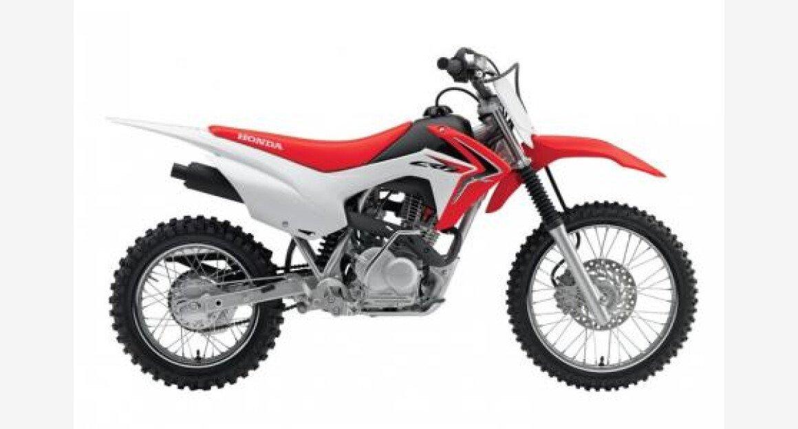 2018 Honda CRF125F for sale 200663827