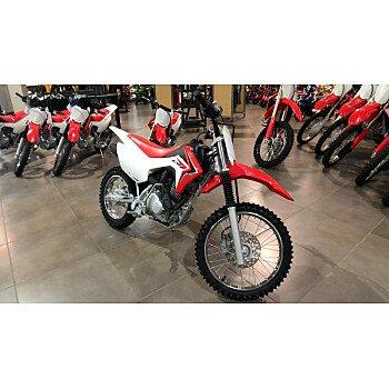 2018 Honda CRF125F for sale 200687400