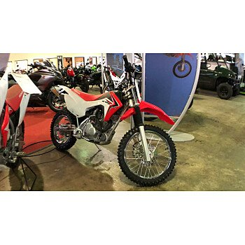2018 Honda CRF125F for sale 200687990