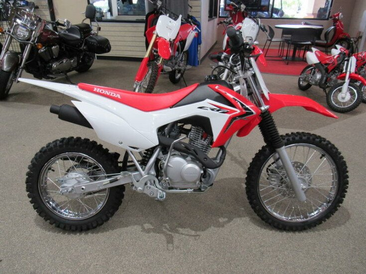 2018 Honda Crf125f For Sale Near Goodyear Arizona 85338